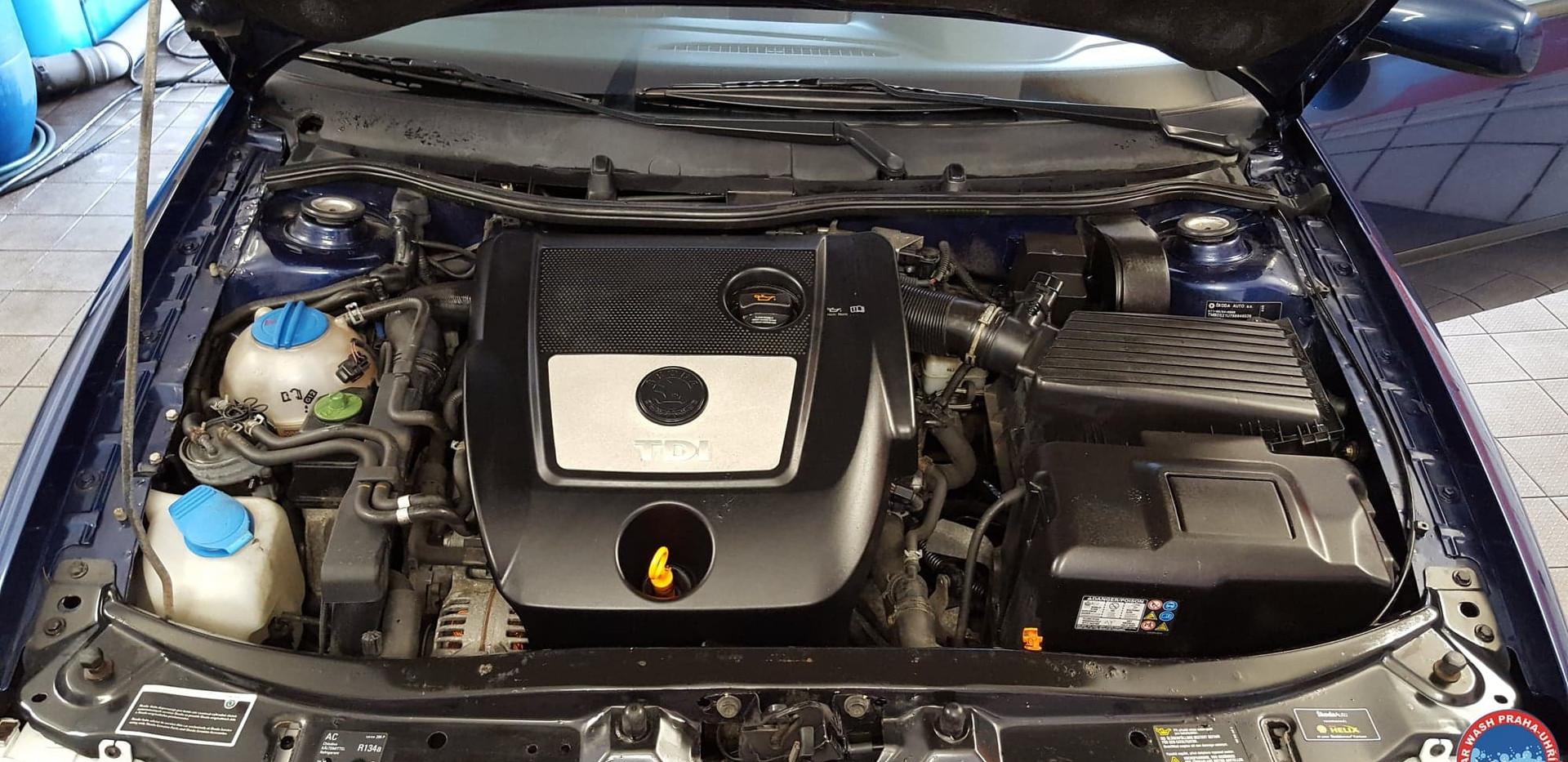 Car Wash - Cisteni motoru (17).jpg