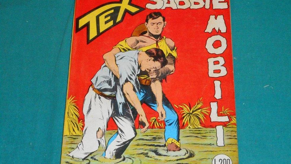 TEX GIGANTE II SERIE # 38 Araldo Aut.2926 originale 1a edizione spillato 12/1963