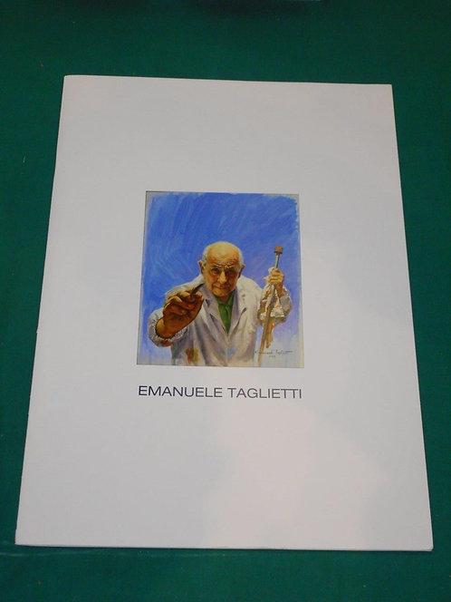 Luca Mencaroni - EMANUELE TAGLIETTI PORTFOLIO 8 grafiche - Mencaroni Ed. 03/2019