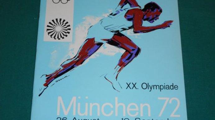 Figurine ALBUM PANINI XX. OLYMPIADE MUNCHEN 72 ed. FRANCE - vuoto