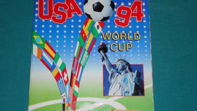 Figurine PANINI ALBUM CALCIATORI USA '94 WORLD CUP