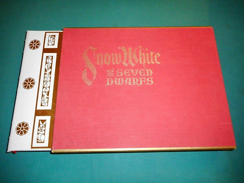 Biancaneve SNOW WHITE AND THE SEVEN DWARFS, Circle Fine Art Press, 1978