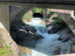 Waters of the Ticino