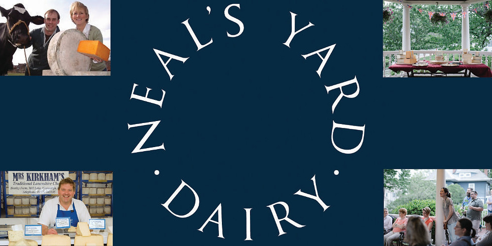 An Evening with Neal's Yard Dairy and Special Guests (1)