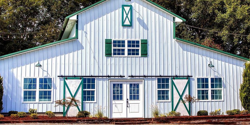 Carolina Barn Winter Wedding Open House
