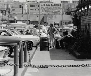 70's Parking Lot