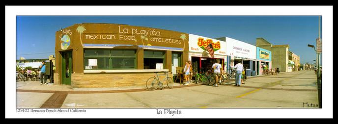 Strand- La Playita