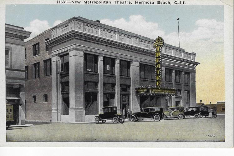 Metropolitain Theater Postcard