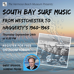 South Bay Surf Music from Westchester to