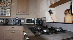 Hob and appliances