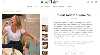 Rêves d'Artisans pour Rive Claire