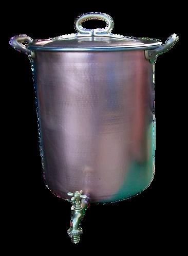Chaudron cylindrique 100 litres