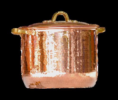 Marmite en cuivre 101 litres
