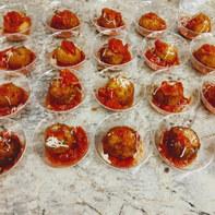 Arancini | fresh marinara sauce