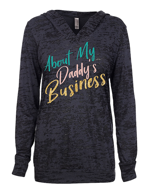ABOUT MY DADDY'S BUSINESS