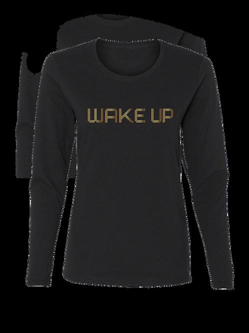 WAKE UP-UNMASK ME