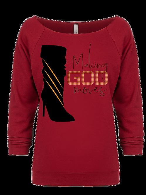 MAKING GOD MOVES