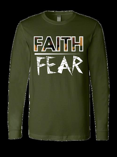 FAITH OVER FEAR- KING UNMASK ME