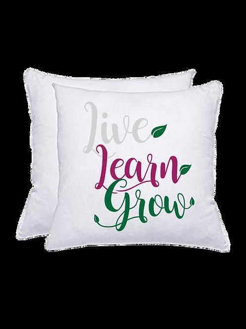 Live, Learn, Grow