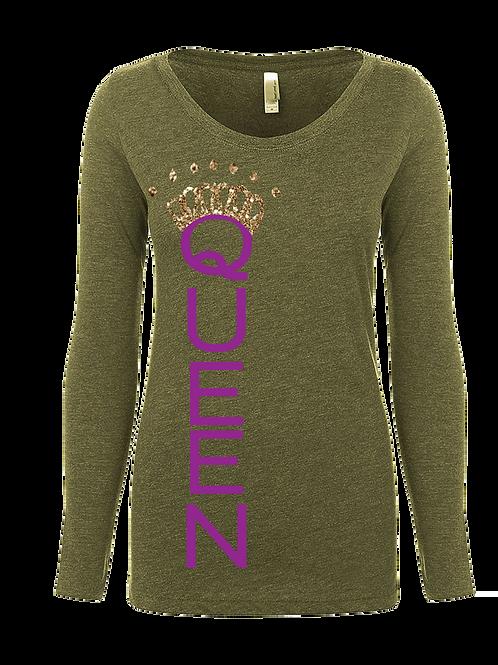 QUEEN-CROWNED