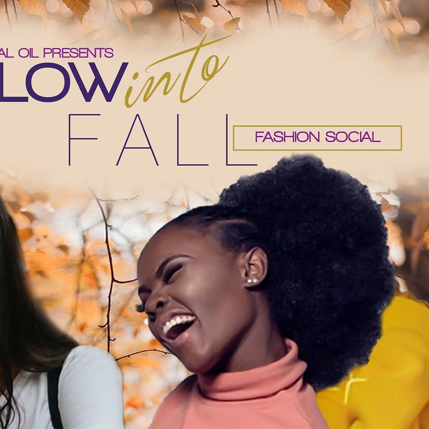 Flow into Fall Fashion Social