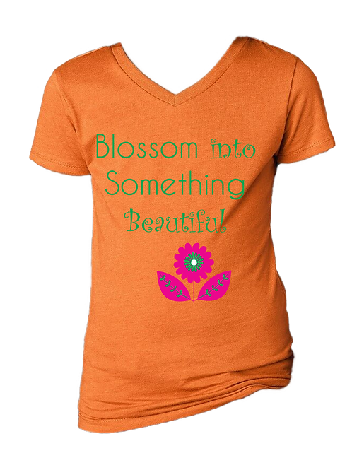 Blossom Into Something Beautiful