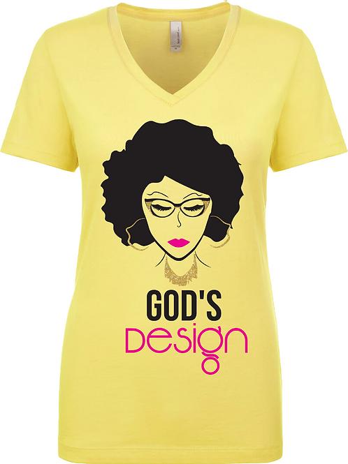 GOD'S DESIGN/GLITTER
