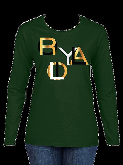 ROYAL OIL -Queens T-shirt