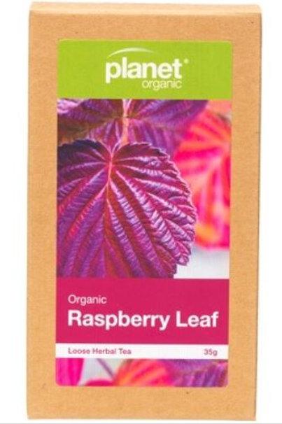 Herbal Loose Leaf Tea Organic Raspberry Leaf