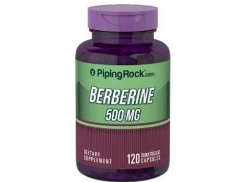 Berberine HCL 500 mg