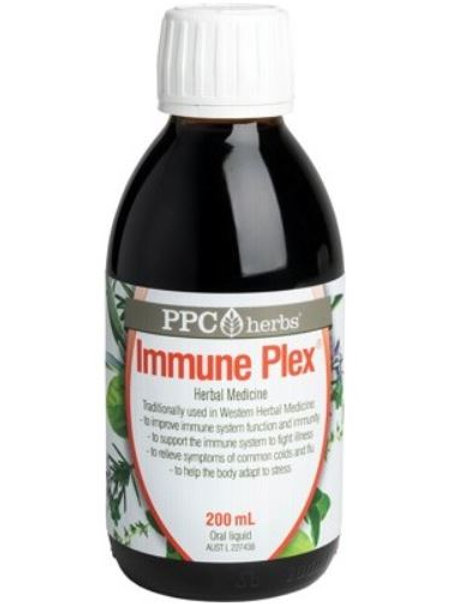 PPC Herbs Immune-Plex Herbal Remedy