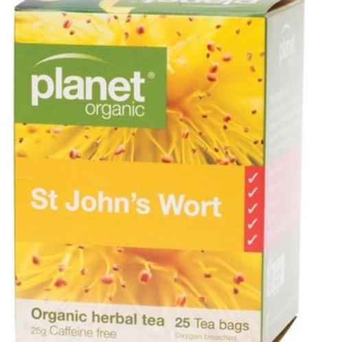 Herbal Tea Bags St John's Wort