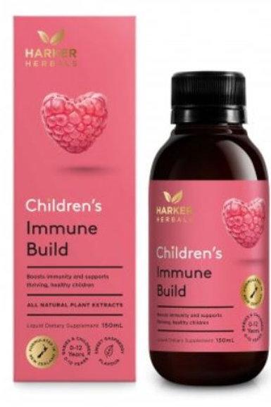 Children's immune build
