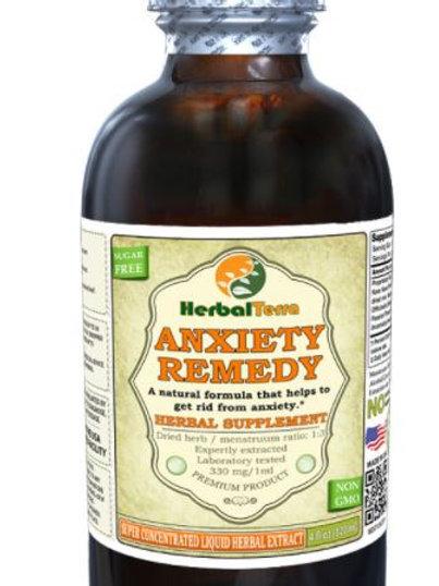 Anxiety Remedy Herbal Formula