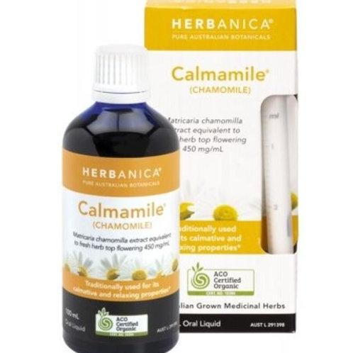 Herbanica Herbal Tincture Calmamile
