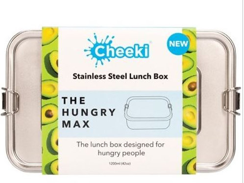 Cheeki The Hungry Max SS Lunch Box 1200ml