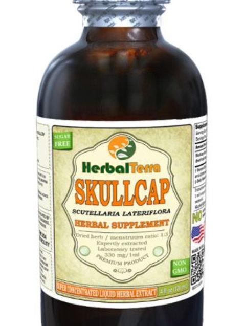 Skullcap (Scutellaria Lateriflora) Tincture