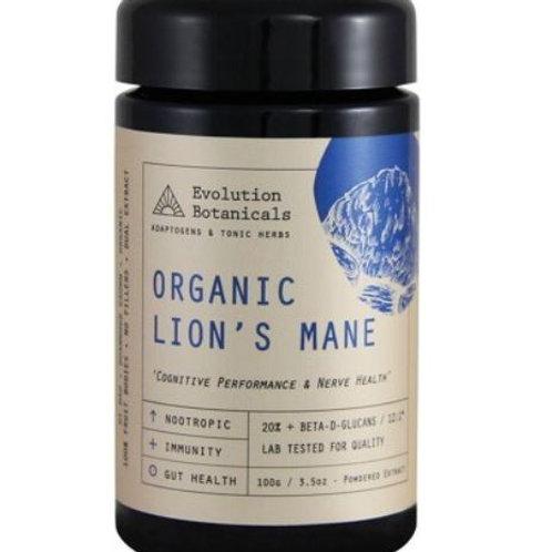 EVOLUTION BOTANICALS Lion's Mane Extract