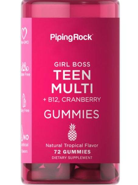 Teen Girl Multi plus B12