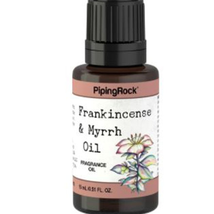 Frankincense & Myrrh Fragrance Oil