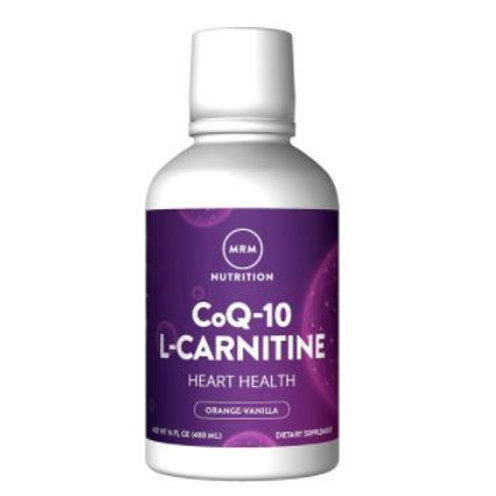 CoQ10 with L-Carnitine