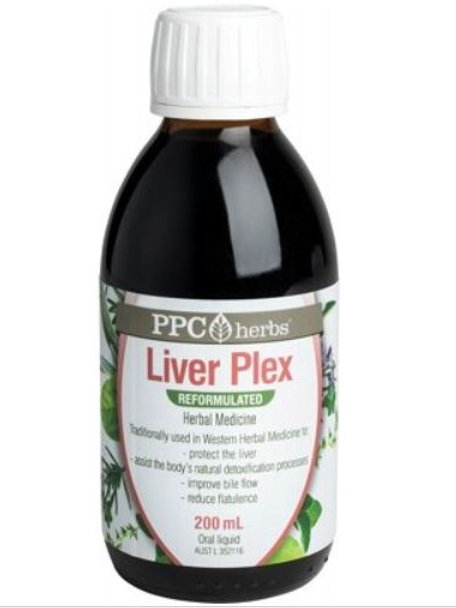PPC Herbs Liver-Plex Herbal Remedy