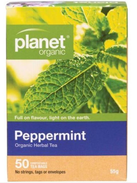 Herbal Tea Bags Peppermint