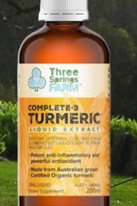 Complete 3 Turmeric™ Liquid Extract