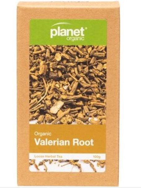 Herbal Loose Leaf Tea Organic Valerian Root