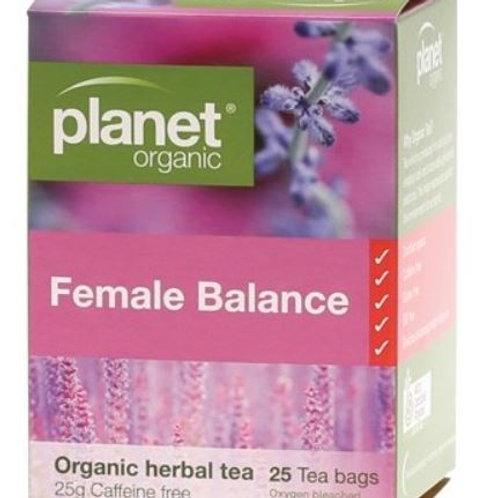 Herbal Tea Bags Female Balance