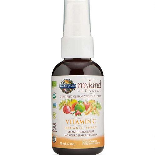 Vitamin C Spray - Orange Tangerine - 58ml