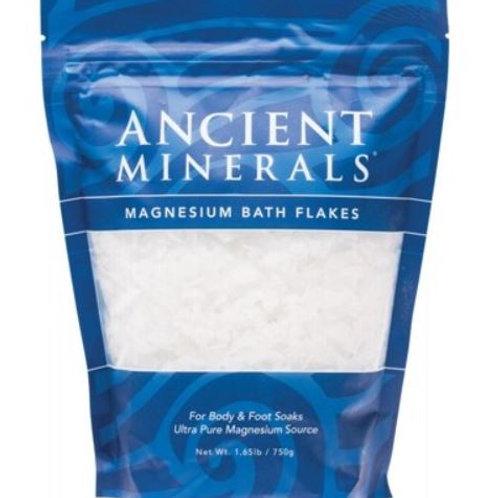 Magnesium Bath Flakes 750g