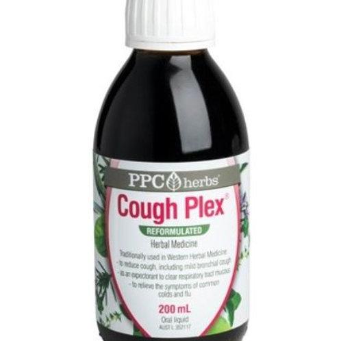 PPC Herbs Cough-Plex Herbal Remedy 200ml