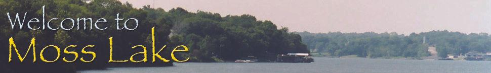 Moss Lake Real Estate, Lake property on Moss Lake